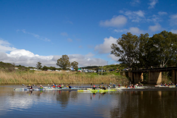 After a long dry winter, paddlers are enthusiastic that the latest series of cold fronts will ensure the Breede River Canoe Marathon on 16 and 17 September is held in good water conditions.