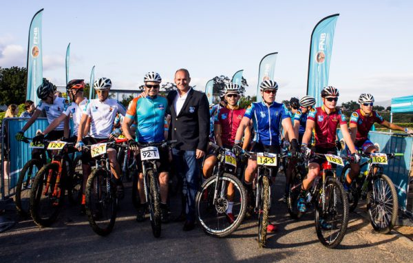 ASEM chief executive Francois Pienaar is looking forward to the second edition of the Varsity MTB Challenge to be held in Paarl on September 30 and October 1. Photo: Robert Ward