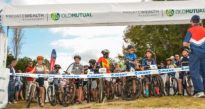 The third round of the Madibaz MTB XCO Series, presented in association with Old Mutual Private Wealth Management, features a challenging new course. Photo: Supplied