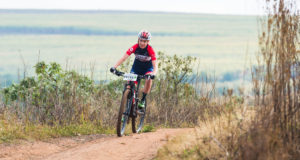 Former Novus OMX Pro rider Cherie Redecker was dominant at the 2016 edition of the Illovo Eston MTB Challenge and will be back in 2017 to defend her title on Sunday, 6 August. Anthony Grote/ Gameplan Media
