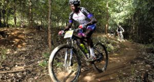 The RMB Change a Life rider Sthembiso Masango will be using the Mandela Day Marathon's MTB Dash as his final race before the UCI XCO World Championships.  Anthony Grote / Gameplan Media