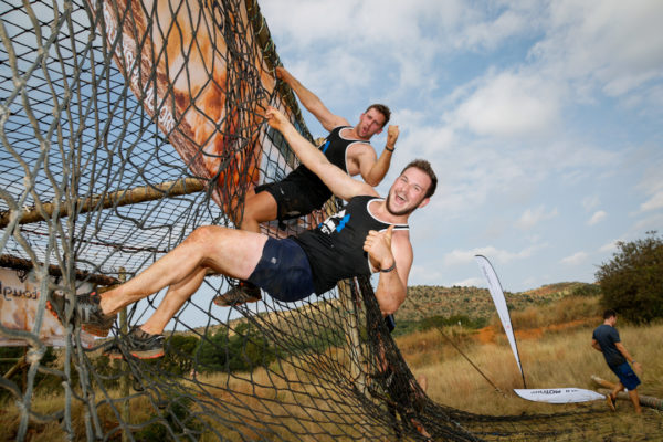 The Wiesenhof Wildlife Park (Stellenbosch) will be the hub of excitement on Saturday, 18 November 2017 and Sunday, 19 November 2017 when adventure seekers line up to partake in the much anticipated IMPI Challenge Obstacle Trail Run #4 Cape Town.  The IMPI Challenge is a spectacular trail run that features fun, but challenging obstacles.  Although challenging, all obstacles are safe making the IMPI Challenge ideal for entrants of all ages.   Seen here:  IMPI Warriors in action.