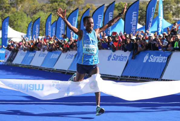 Awarded IAAF Gold Label status earlier this year, the Sanlam Cape Town Marathon is an exhilarating festival of running that brings together runners, elite athletes, social joggers and surrounding communities to enjoy a Spring weekend of running through Africa's spectacularly beautiful Mother City.