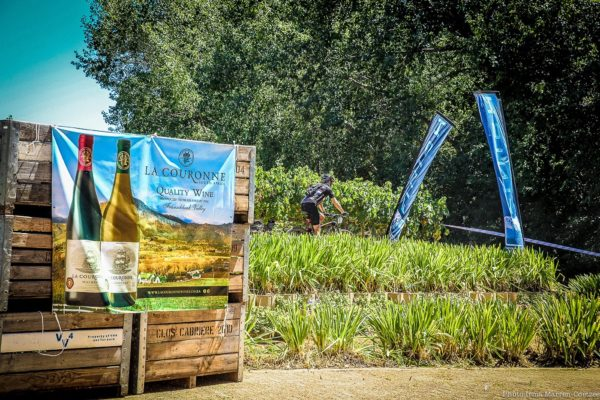 The La Couronne Wine Farm in Franschhoek will again be the finish venue and wine sponsors of the seven-day TransCape mountain bike race when it takes place between Knysna and the Cape Winelands in February next year. Photo: Irma Coetzee