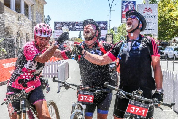 The Cape Pioneer Trek Adventure will conclude alongside the main race on the streets of Oudtshoorn with champagne and memories to last a lifetime. Photo by Oakpics.com.