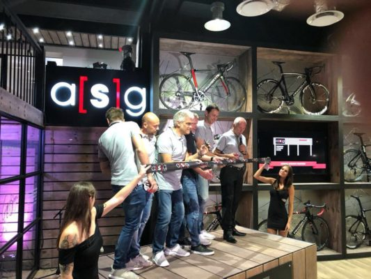 ASG The Store launch 2
