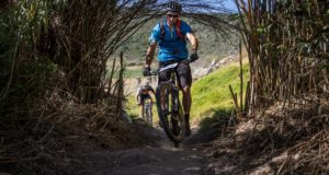 Sanlam MTB Invitational route 2 LR