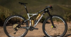 Jaroslav Kulhavy's custom Specialized S-Works Epic WC is going under the virtual hammer, on www.songo.info, from the 6th to the 15th of December to raise funds for the songo.info charity. Photo by Michal Cerveny.