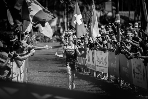 At the end of this year, PUMA Ambassador, Bradley Weiss earned the title of Off Road Triathlete Champion of the World after winning the final XTERRA race in Maui.