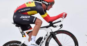 Cycling: 70th Tour of Spain 2015 / Stage 17  VAN DEN BROECK Jurgen (BEL)/  Burgos - Burgos (38,7Km)/ Time Trial Contre la Montre Tijdrit / Vuelta Tour d'Espagne Ronde van Spanje Rit Etape /(c)Tim De Waele