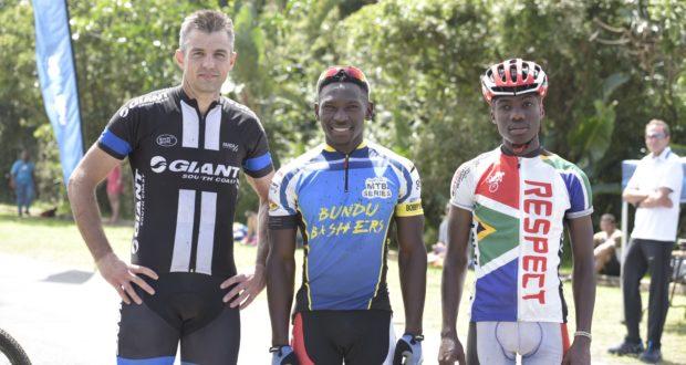 Pic 2 40km podium men