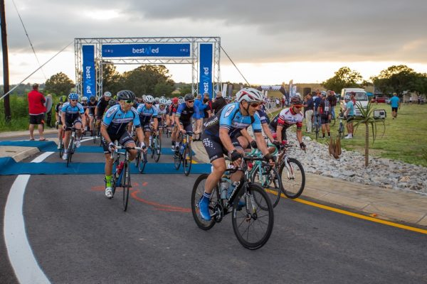 The Bestmed Berge en Dale Championship is set for further growth this year when the event, catering for road cyclists and mountain bikers, takes place near Krugersdorp on February 24 and 25. Photo: Brandboom