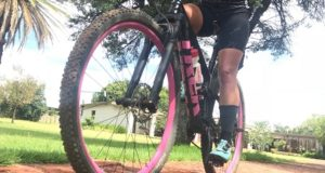 Youngster Danielle Strydom is riding for the Team Bestmed women's unit for the new season. Photo: Supplied