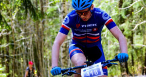 Norwegian mountain bike professional Eirik Fiskvik is one of several overseas riders who will be competing in the Liberty TransCape MTB Encounter this year. The 614km race starts in Knysna on Sunday and ends in Franschhoek on February 10. Photo: Eirik Granly