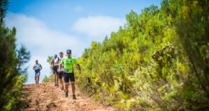 XTERRA Warriors in action at the 2017 Fedhealth XTERRA Grabouw.  Photo Credit:  Tobias Ginsberg