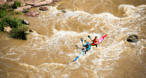 Organisers of the 2018 FNB Dusi Canoe Marathon have extended entries for the three-day journey until 31 January ahead of the race from 15-17 February. Anthony Grote/ Gameplan Media