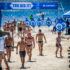 Taking place at the Eikenhof Dam (Grabouw Country Club/Western Cape) on Sunday, 18 February 2018, the Sanlam Cape Mile brought to you by Sanlam Investments has attracted the attention of a group of swimmers who will participate in support of Multiple Sclerosis South Africa (MSSA).  Seen here:  Swimmers crossing the finish line at the 2017 Sanlam Cape Mile.  Photo Credit:  Tobias Ginsberg
