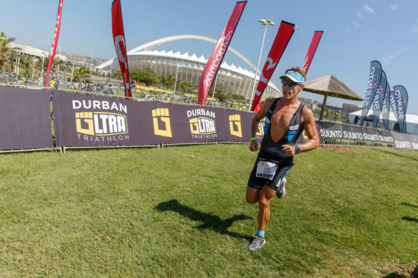 Having picked up an injury and finishing 15th at the 2017 edition, Casper Moodie is hoping to return to the MiWayLife Durban Ultra Triathlon and break into the top 10 on Sunday, 4 March. Kevin Sawyer/ Gameplan Media