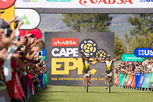 Alban Lakata back for his ninth Absa Cape Epic search of the elusive win.