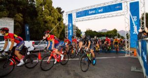 Race organisers ASG Events have given cyclists an assurance that the Liberty Winelands Encounter from April 13 to 15 will go ahead as planned despite the water crisis in the Western Cape. Photo: Ewald Sadie