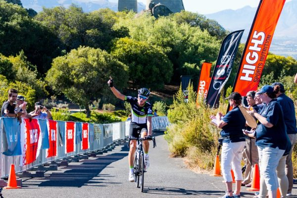 Bestmed Tour of Good Hope 2016 champion Stefan de Bod will be a key member in the Dimension Data for Qhubeka Continental Team when South Africa's premier stage road race takes place in and around Paarl in the Western Cape from March 5 to 9.  Photo: Robert Ward