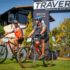Riders who cannot make the Friday of the Glacier Cradle Traverse can now join in the fun for just Saturday and Sunday in the Glacier Cradle Traverse Two Day Experience. Photo by Oakpics.com.