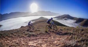 The region is filled with iconic climbs; like the UFO, Maermanskloof, the Bakenskop Cobra, Davey's Sprocket and Rocky Horror climbs, all of which have been included in the 2018 Greyt Escape Route. Photo by Jacques Marais.