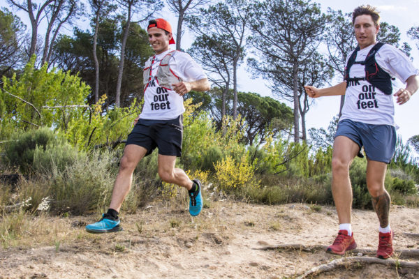 The 2018 FALKE Trail Run series kicks off this Sunday (18 March) at Morgenhof Wine Estate