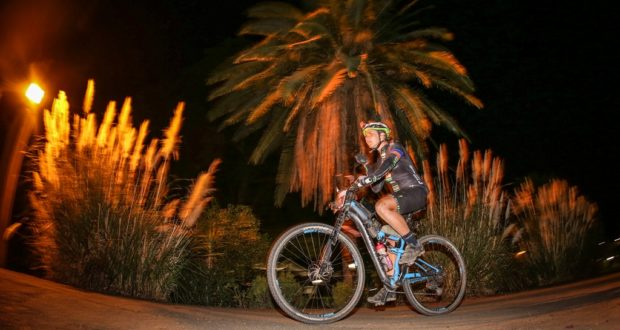 The queen of ultra-endurance cycling in South Africa Jeannie Dreyer will once again be attempting to break her 2015 course record. Photo by Oakpics.com.