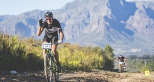 Cyclists in the Liberty Winelands Encounter can again look forward to a variety of scenic trails when the event takes place in the Cape Winelands from April 13 to 15. Photo: Ewald Sadie