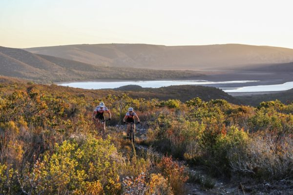 The De Hoop Vlei MTB Experience spends two of its three days skirting the wetland from which it derives its name. Photo by Oakpics.com.