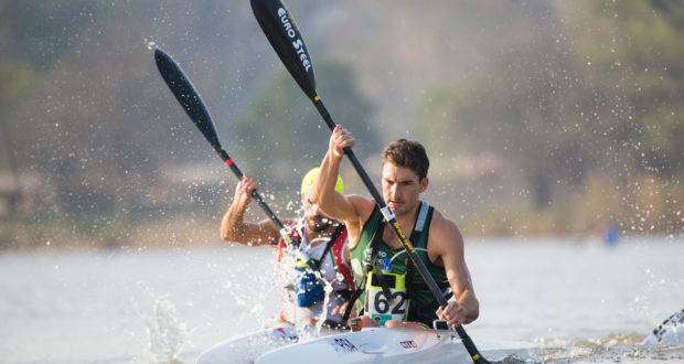2017 World Championship silver medallist Andy Birkett will go into the senior men's showdown as the favourite ahead of the 2018 South African Canoe Marathon Championships in St Francis this weekend. Anthony Grote/ Gameplan Media