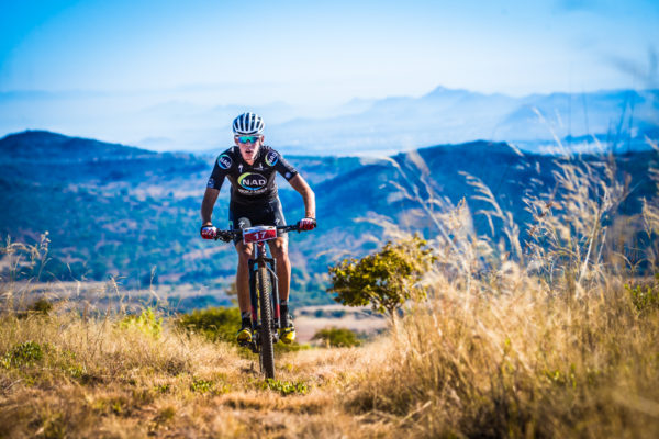 Wessel Botha in action at the 16th annual FNB Magalies Monster MTB Classic on Saturday, 02 June 2018.  Photo Credit:  Tobias Ginsberg