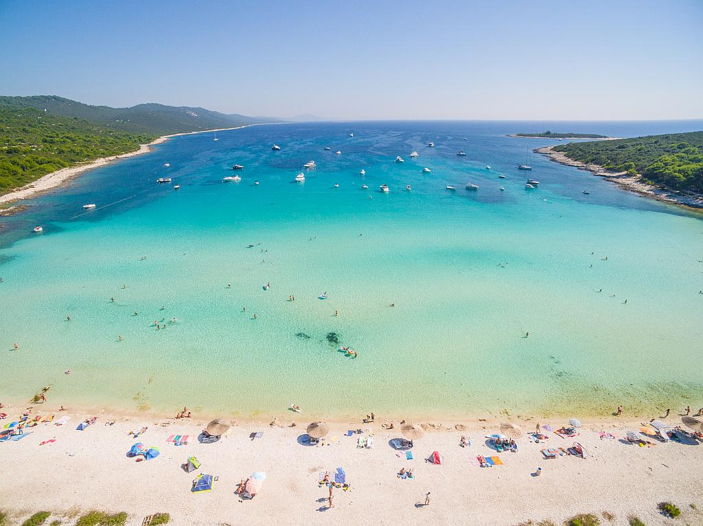 dugi-otok-sakarun-beach