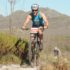 Sports enthusiasts from beCAUSEwe (Non-Profit Company) have signed up for the 4th annual Fedhealth MTB Challenge to #ride4jobs&skills in support of the Sparrow Society.  Seen here:  Brad Senekal, beCAUSEwe Co-Founder, in action at the Fedhealth XTERRA Lite where he competed for charity under the banner 'beCAUSEweTRI'.  Photo Credit:  Jetline Action Photo