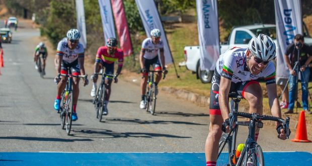 Steven van Heerden, who was runner-up last year, will be one of the key members of the BCX team as they target another title in the one-day, three-stage Bestmed Jock Classic cycling road race from Mbombela to Sabie in Mpumalanga on Saturday. Picture: Memories 4U Photography