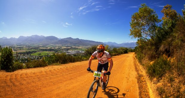 The Paarl Valley provides a majestic backdrop for the inaugural edition of The Rock Stage Race and Trail Fest, which takes place from 28-30 September 2018.