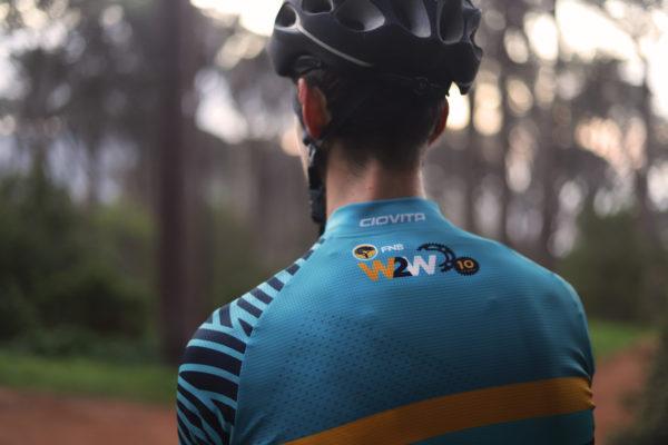 Ciovita Signs as Official FNB W2W On-Bike Apparel Partner