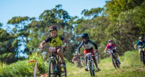 "Celebrating its 6th anniversary in November, the organizers of South Africa's Premier 2-day MTB Experience, the Origin Of Trails MTB Experience are excited to introduce a 10km Fun Ride to the 2018 celebration!  ""Since its inception in 2013 the Origin Of Trails MTB Experience has been heralded as the MTB party of the year,"" says Michael Meyer, Managing Director Stillwater Sports.  ""By introducing a 10km Fun Ride we are able to invite junior MTB enthusiasts to the party.  The Fun Ride is open to ages 8 and up and will take place on Saturday, 24 November.""  Photo Credit:  Tobias Ginsberg"
