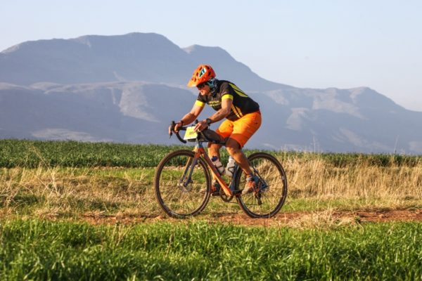 The route is not only gravel bike friendly, but arguably faster on a gravel bike too. Photo by Oakpics.com.