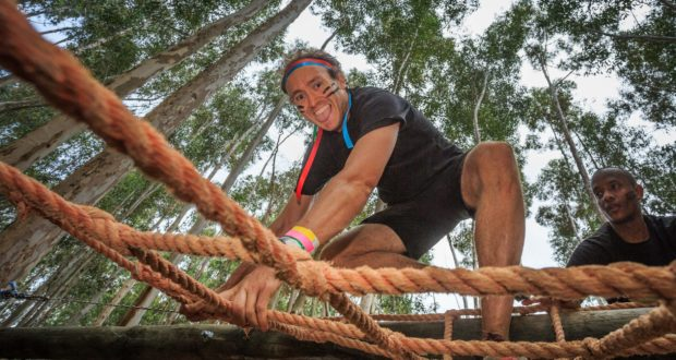 Fedhealth IMPI Warriors in action at the Fedhealth IMPI Challenge #4 in 2017.  Photo Credit:  Chris Hitchcock