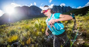 Origin Of Trails Trail Run by Tobias Ginsberg
