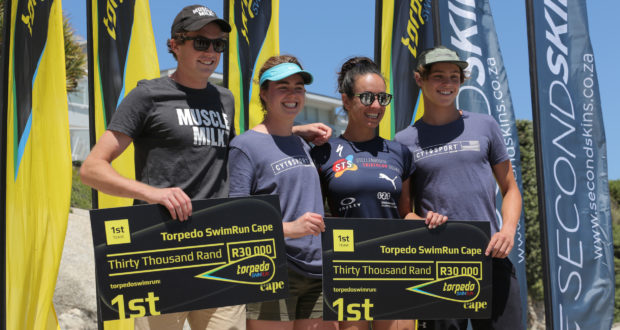 Torpedo SwimRun_winners