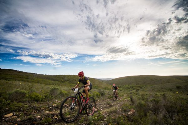 Liberty have renewed their sponsorship of the TransCape MTB Encounter mountain-bike race which will take place next year. Riders will cover 591km in the seven-stage event from February 2 to 9 in the Western Cape, starting in George and ending in Franschhoek. Photo: Rob Ward