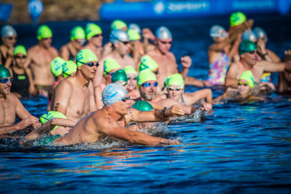 Returning to the serene Eikenhof Dam (Elgin Grabouw Country Club) on Sunday, 17 February 2019, the 5th annual Sanlam Cape Mile brought to you by Sanlam Investments features a fun 500m team relay category (four swimmers per team) that guarantees to be the source of much excitement.