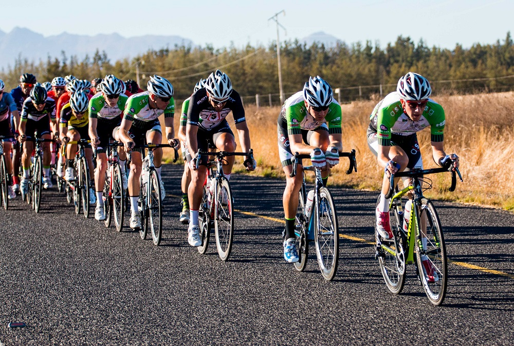 The UCI status of the Takealot Tour of Good Hope road cycling race in the Cape Winelands from March 4 to 8 was officially confirmed by the international body last week. Photo: Robert Ward
