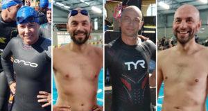 Team Kannemeyer Nicola, Jacques, Werner, Andre