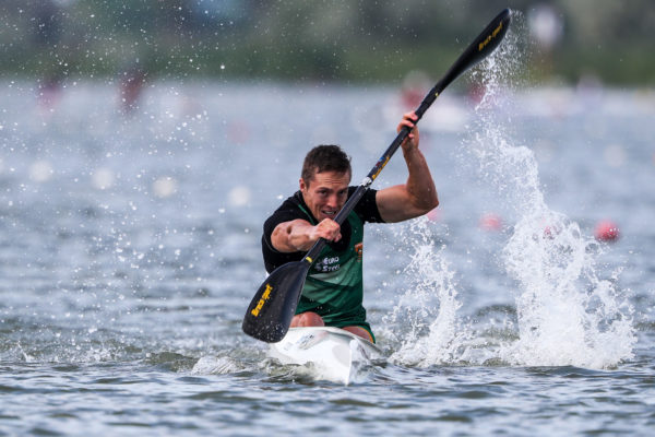 The likes of Chrisjan Coetzee (pictured) will be licking their lips ahead of another busy canoe marathon year that will culminate in qualification for the 2020 Olympic Games at the ICF Canoe Sprint World Championships in Szeged, Hungary in August. Supplied/ Gameplan Media