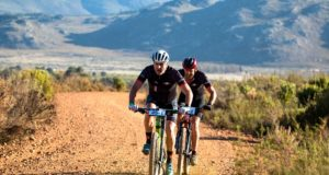 The Liberty Winelands Encounter will again provide a good mix of luxury accommodation and a variety of mountain-bike trails when it takes place near Paarl and Franschhoek in the Western Cape from April 12 to 14. Photo: Robert Ward