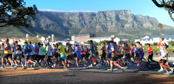 Africa's GOLD, as Africa's only IAAF Gold Label status marathon, the Sanlam Cape Town Marathon is an exhilarating festival of running that brings together runners, elite athletes, social joggers and surrounding communities to enjoy a spring weekend of running through Africa's spectacularly beautiful Mother City.